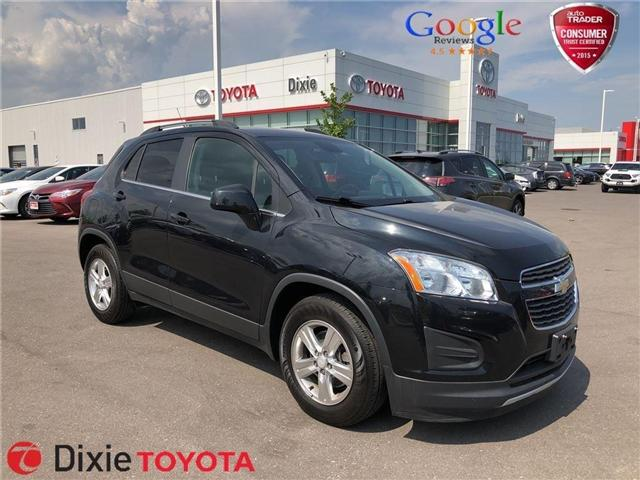 2014 Chevrolet Trax 2LT (Stk: D181551B) in Mississauga - Image 1 of 22