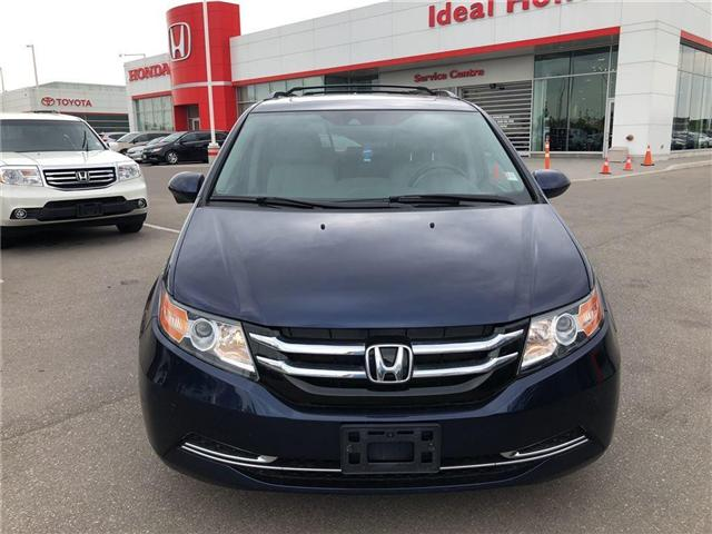 2016 Honda Odyssey EX-L (Stk: I190015A) in Mississauga - Image 2 of 19