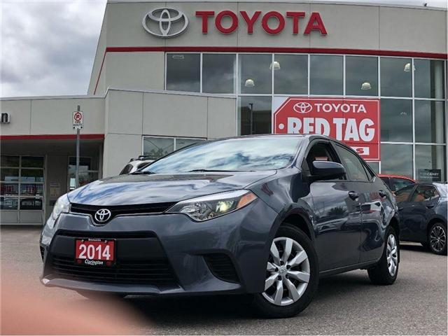 2014 Toyota Corolla  (Stk: 18464A) in Bowmanville - Image 1 of 16