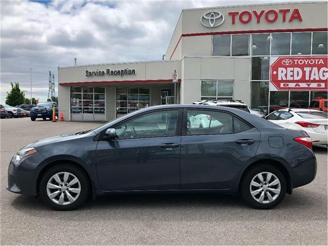 2014 Toyota Corolla  (Stk: 18464A) in Bowmanville - Image 2 of 16