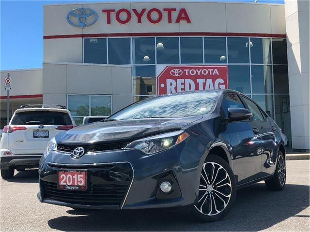 2015 Toyota Corolla S (Stk: P2097) in Bowmanville - Image 1 of 20