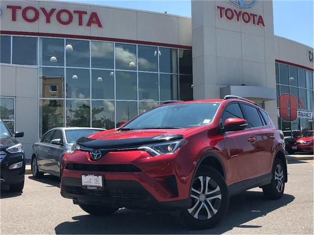 2017 Toyota RAV4 LE (Stk: 18508A) in Bowmanville - Image 1 of 21