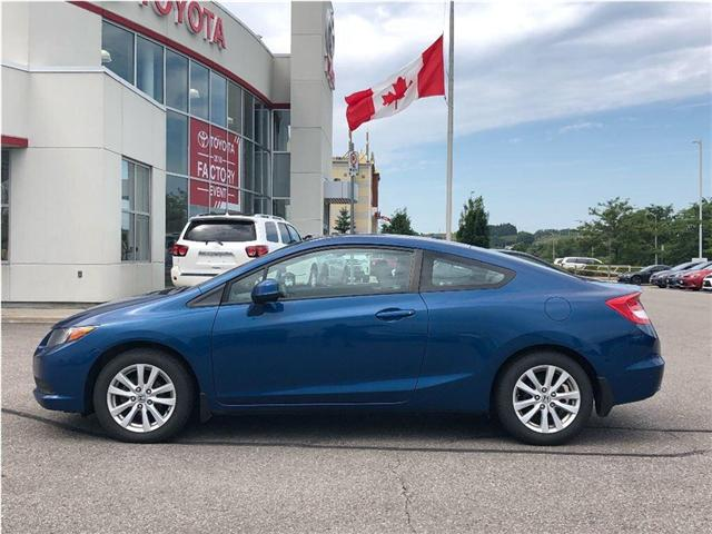 2012 Honda Civic EX-L (Stk: 18652A) in Bowmanville - Image 2 of 18
