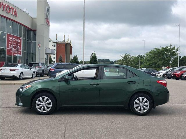 2015 Toyota Corolla LE (Stk: P2140) in Bowmanville - Image 2 of 19