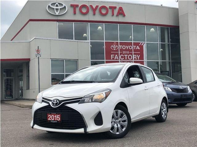 2015 Toyota Yaris LE (Stk: P2146) in Bowmanville - Image 1 of 2