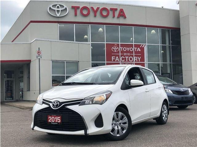2015 Toyota Yaris LE (Stk: P2146) in Bowmanville - Image 2 of 2