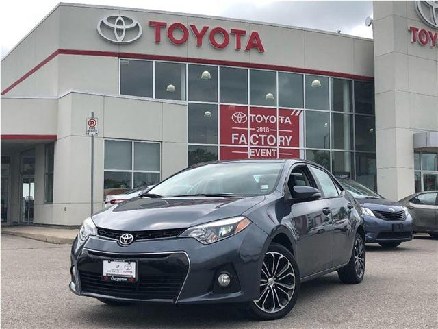 2014 Toyota Corolla S (Stk: P2145) in Bowmanville - Image 1 of 21