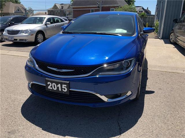 2015 Chrysler 200 Limited (Stk: 1C3CCC) in Belmont - Image 2 of 20