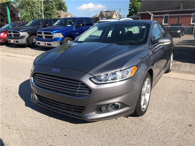 2014 Ford Fusion SE (Stk: 3FA6P0) in Belmont - Image 2 of 18