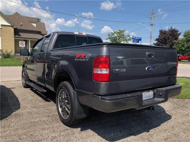 2008 Ford F-150  (Stk: 1FTRX1) in Belmont - Image 8 of 17