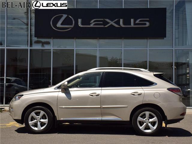 2013 Lexus RX 350  (Stk: 86622A) in Ottawa - Image 3 of 28