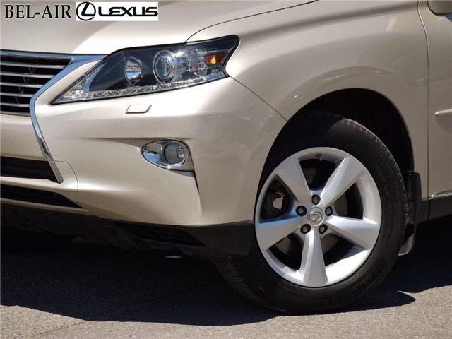 2013 Lexus RX 350  (Stk: 86622A) in Ottawa - Image 6 of 28