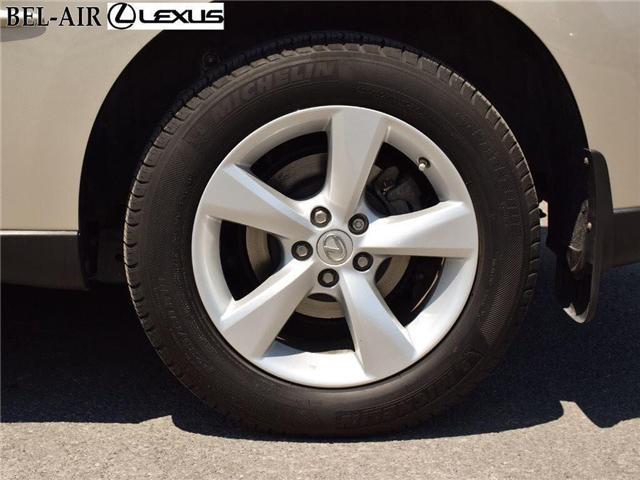 2013 Lexus RX 350  (Stk: 86622A) in Ottawa - Image 7 of 28