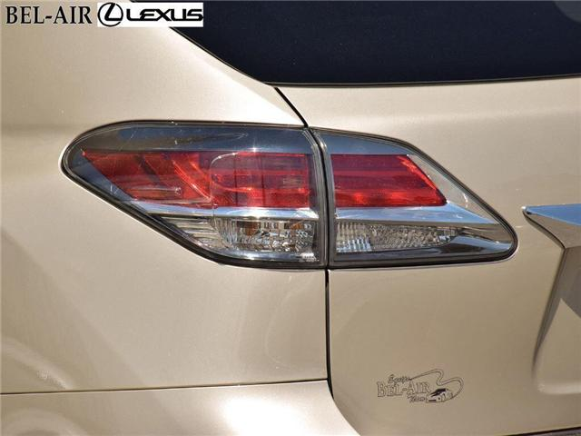 2013 Lexus RX 350  (Stk: 86622A) in Ottawa - Image 8 of 28