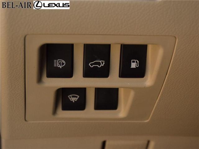 2013 Lexus RX 350  (Stk: 86622A) in Ottawa - Image 13 of 28