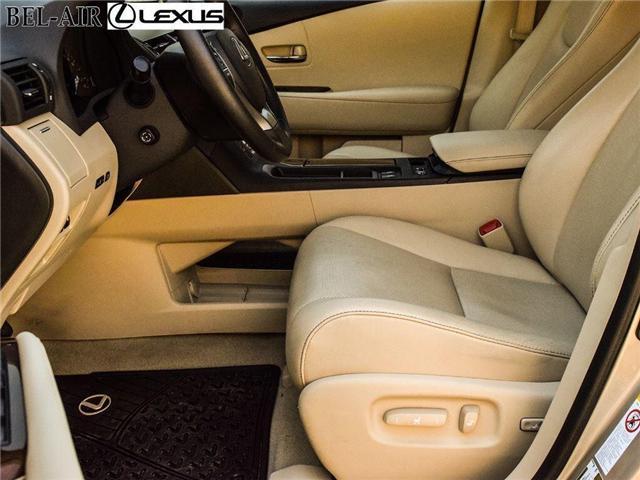 2013 Lexus RX 350  (Stk: 86622A) in Ottawa - Image 15 of 28