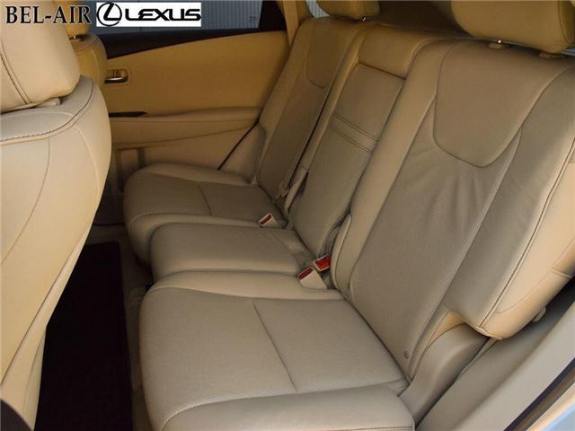 2013 Lexus RX 350  (Stk: 86622A) in Ottawa - Image 18 of 28