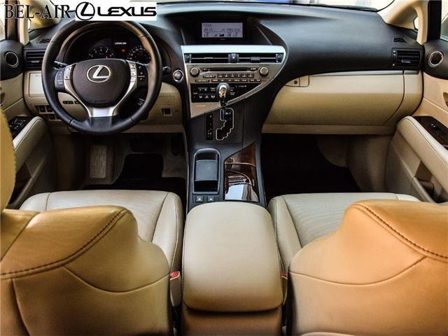 2013 Lexus RX 350  (Stk: 86622A) in Ottawa - Image 19 of 28
