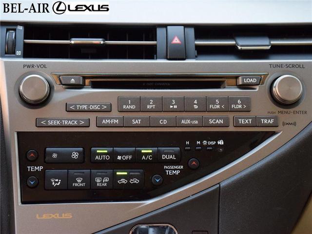 2013 Lexus RX 350  (Stk: 86622A) in Ottawa - Image 25 of 28