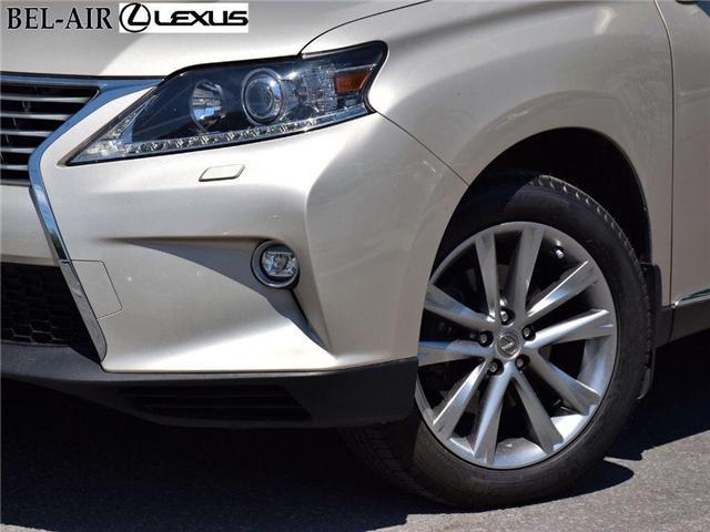 2015 Lexus RX 350  (Stk: L0332) in Ottawa - Image 6 of 30