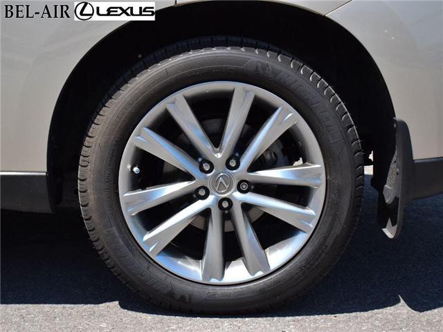 2015 Lexus RX 350  (Stk: L0332) in Ottawa - Image 7 of 30