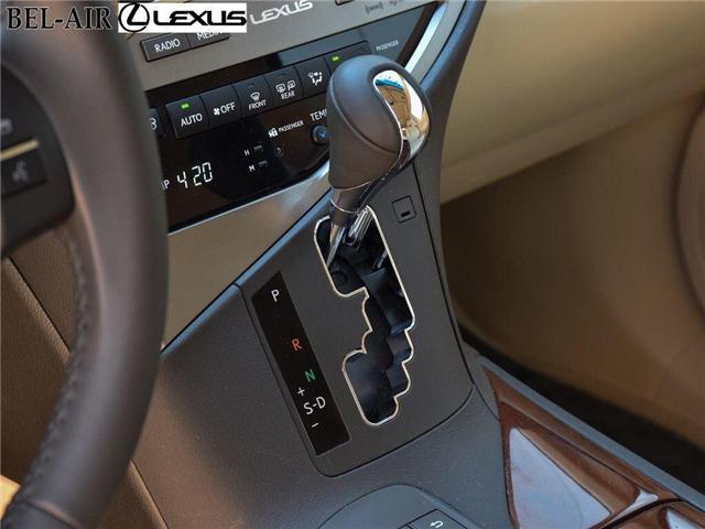 2015 Lexus RX 350  (Stk: L0332) in Ottawa - Image 23 of 30