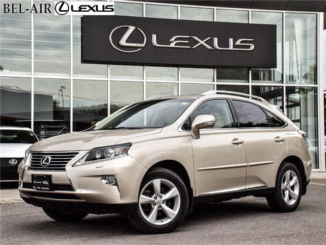 2014 Lexus RX 350  (Stk: L0359) in Ottawa - Image 1 of 30