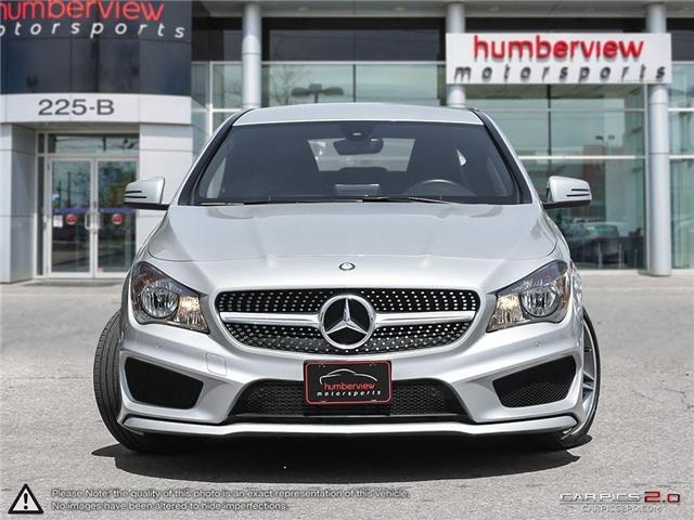 2015 Mercedes-Benz CLA-Class Base (Stk: 18HMS369) in Mississauga - Image 2 of 27