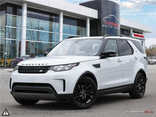 2017 Land Rover Discovery SE (Stk: 18HMS254) in Mississauga - Image 1 of 27