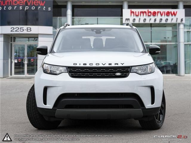 2017 Land Rover Discovery SE (Stk: 18HMS254) in Mississauga - Image 2 of 27