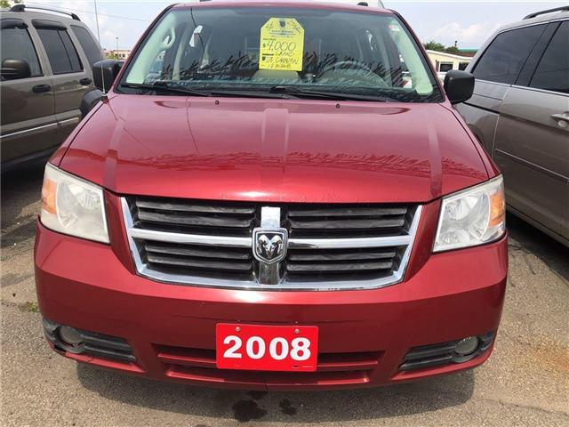 2008 Dodge Grand Caravan SE (Stk: 18-7026A) in Hamilton - Image 2 of 16