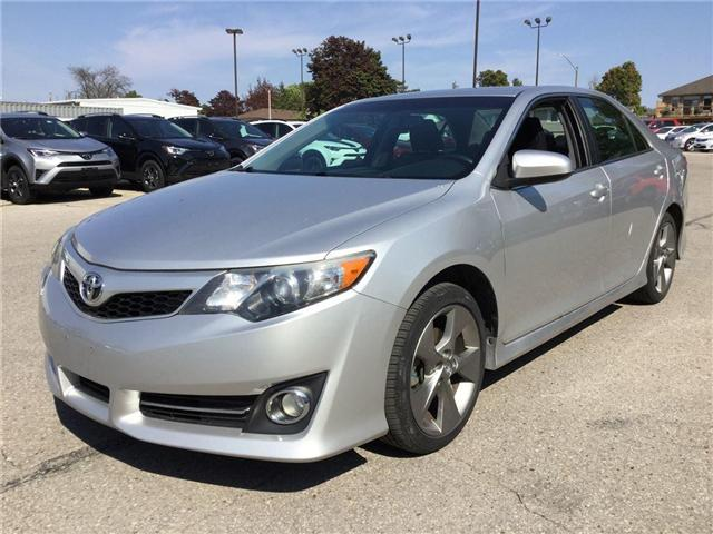 2013 Toyota Camry  (Stk: U09118) in Goderich - Image 2 of 17