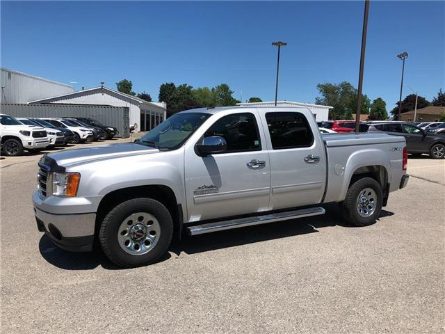 2012 GMC Sierra 1500 SL (Stk: U14418) in Goderich - Image 1 of 17