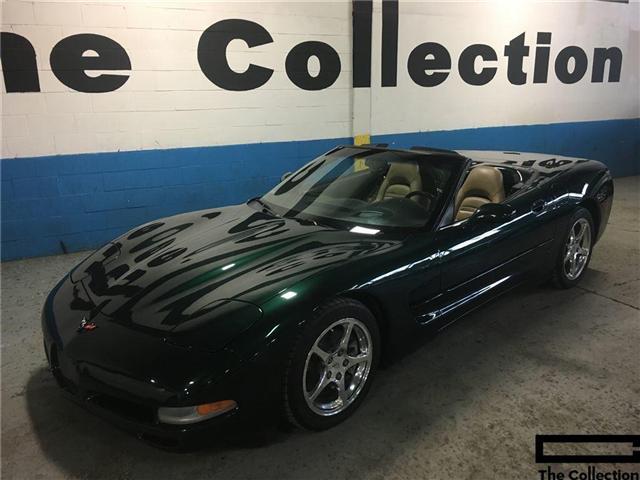 2001 Chevrolet Corvette Base (Stk: 11730) in Toronto - Image 1 of 24