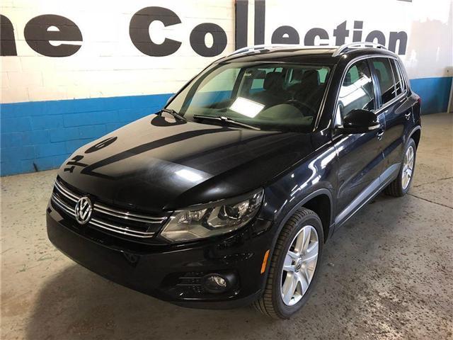 2014 Volkswagen Tiguan  (Stk: 11733) in Toronto - Image 2 of 27