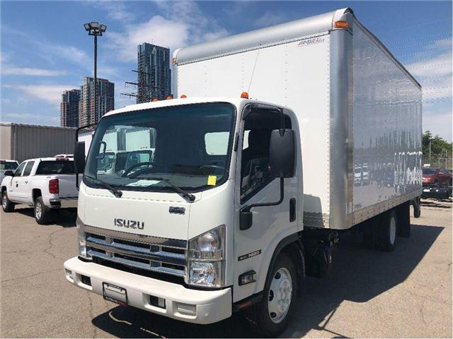 2015 Isuzu NRR Used 2015 Isuzu W/18' Body & Tailgate Loader (Stk: ST301351T) in Toronto - Image 1 of 15