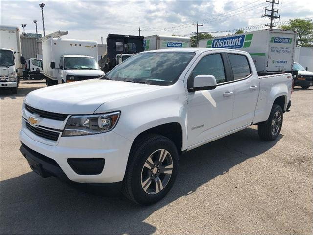 2018 Chevrolet Colorado Used 2018 GM Business Elite Demo Colorado (Stk: PU85069) in Toronto - Image 2 of 18