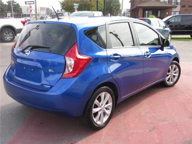 2014 Nissan Versa Note 1.6 SL (Stk: N1327) in Hamilton - Image 5 of 21