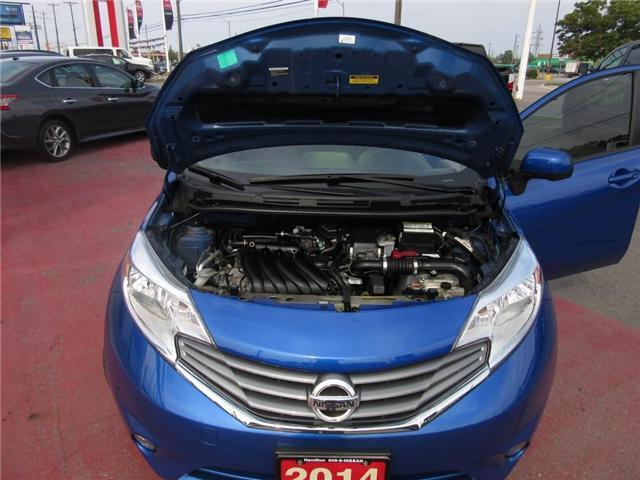 2014 Nissan Versa Note 1.6 SL (Stk: N1327) in Hamilton - Image 7 of 21