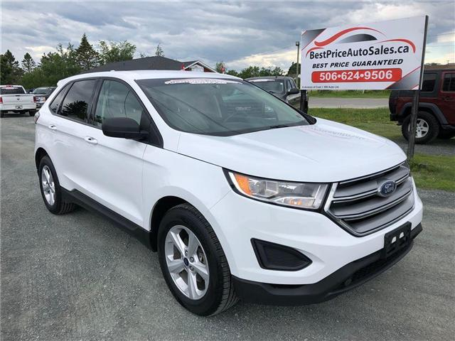 2016 Ford Edge SE (Stk: A2539) in Amherst - Image 2 of 30