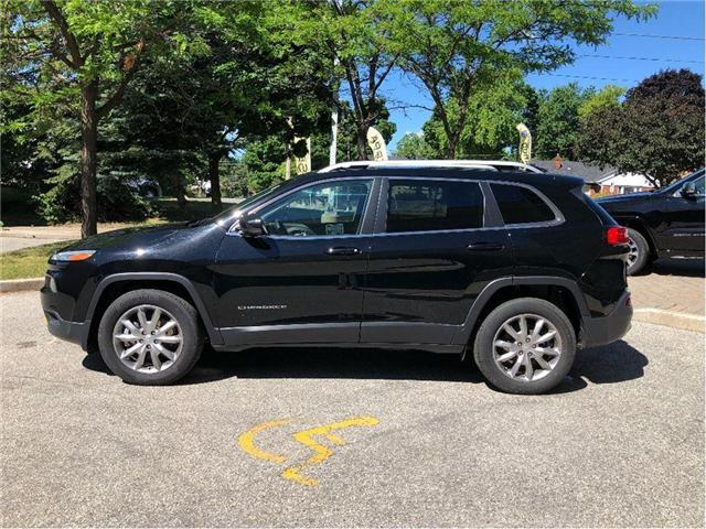 2017 Jeep Cherokee Limited (Stk: 174102) in Toronto - Image 2 of 20