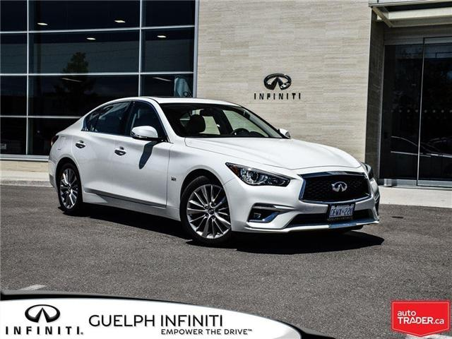 2018 Infiniti Q50  (Stk: I6612) in Guelph - Image 1 of 22