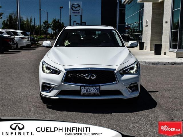2018 Infiniti Q50  (Stk: I6612) in Guelph - Image 2 of 22