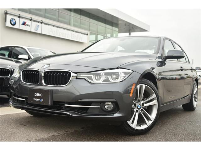 2018 BMW 330 i xDrive (Stk: 8M31576) in Brampton - Image 1 of 13