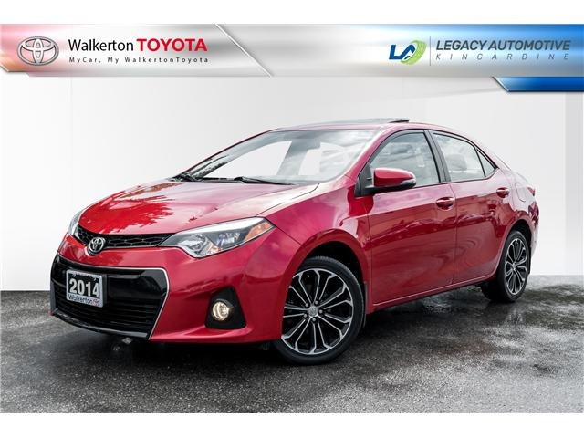 2014 Toyota Corolla S (Stk: P8137) in Walkerton - Image 1 of 22