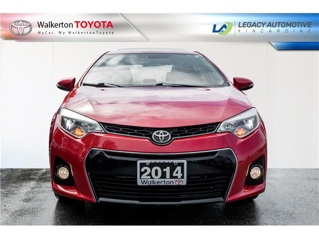 2014 Toyota Corolla S (Stk: P8137) in Walkerton - Image 2 of 22