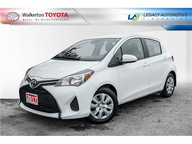 2017 Toyota Yaris LE (Stk: P8150) in Walkerton - Image 1 of 19