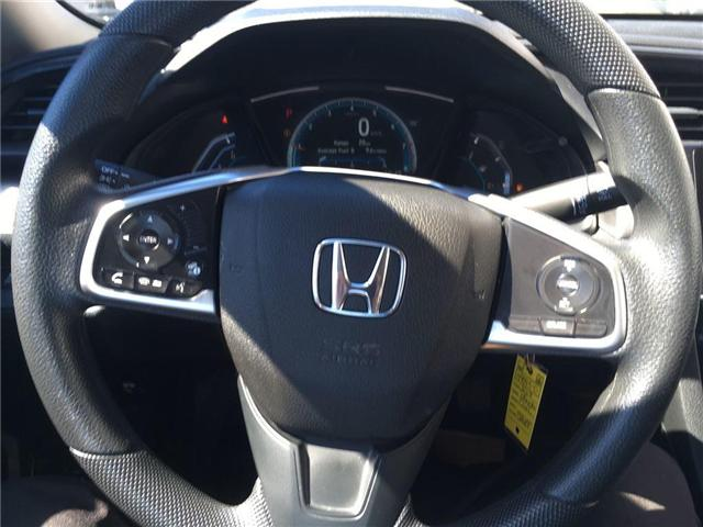 2017 Honda Civic Sedan lx (Stk: H7093-0) in Ottawa - Image 13 of 21