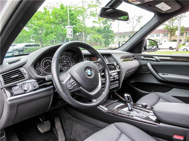 2015 BMW X3 xDrive28i (Stk: P8476) in Thornhill - Image 9 of 19