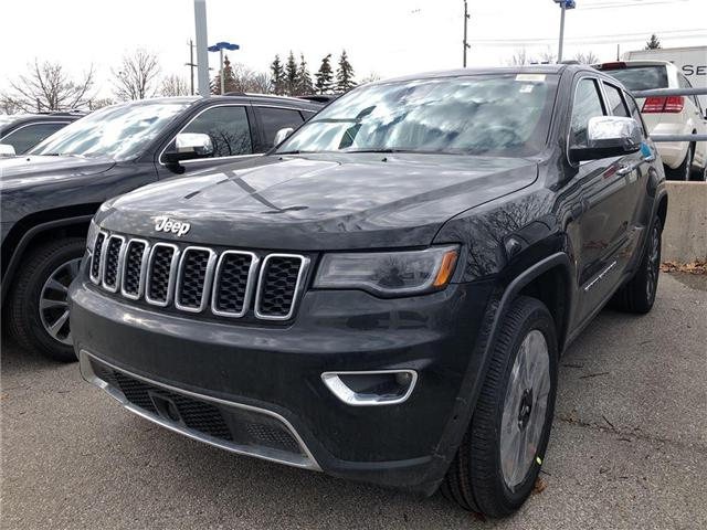 2018 Jeep Grand Cherokee Limited (Stk: 184058) in Toronto - Image 1 of 5